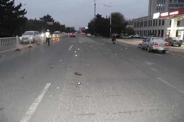 24秒|安全是离家最近的路!日照交警部门公布一起交通事故典型案例