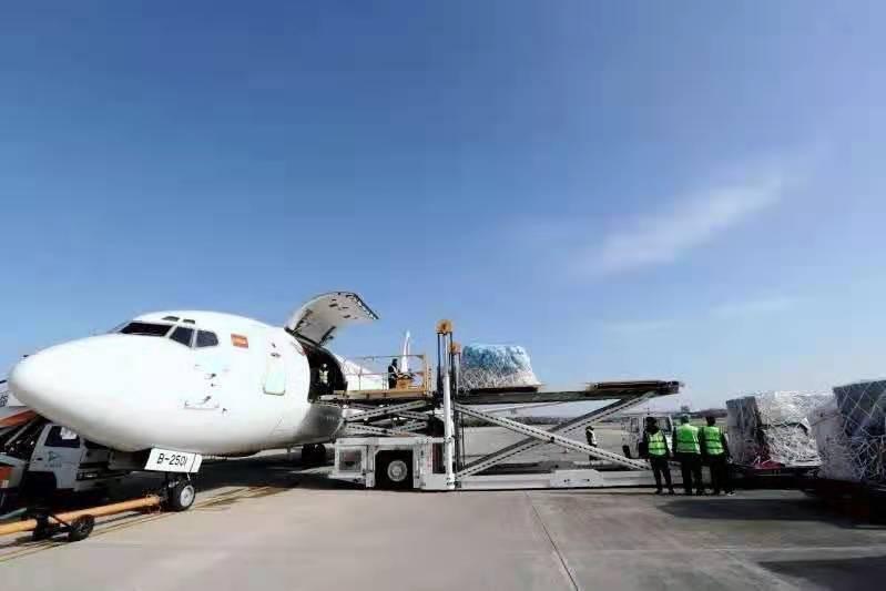1月全省国际货邮吞吐量完成1.67万吨 同比增长79.8%