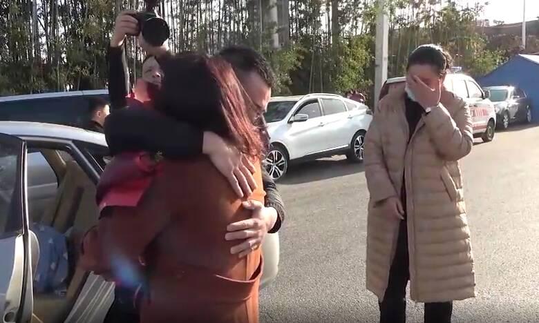 泪目!走失32年 民警帮他千里寻亲 临沂小伙远赴陕西与亲人团聚