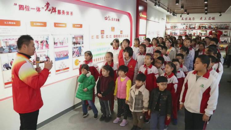 45秒│潍坊昌邑市着力打造红色引擎 激活发展动能