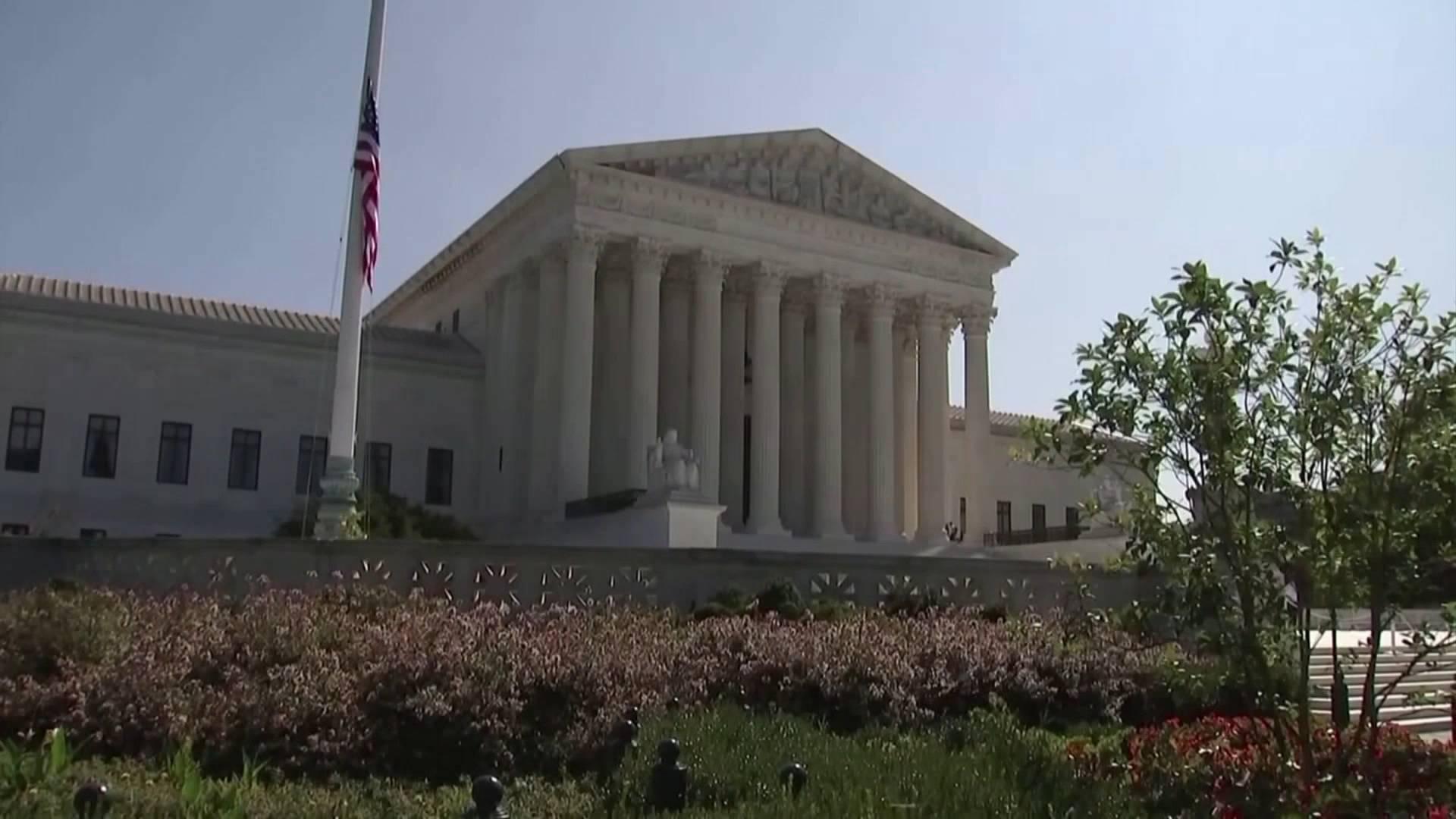 66秒丨美国联邦最高法院驳回特朗普不提交税务记录请求