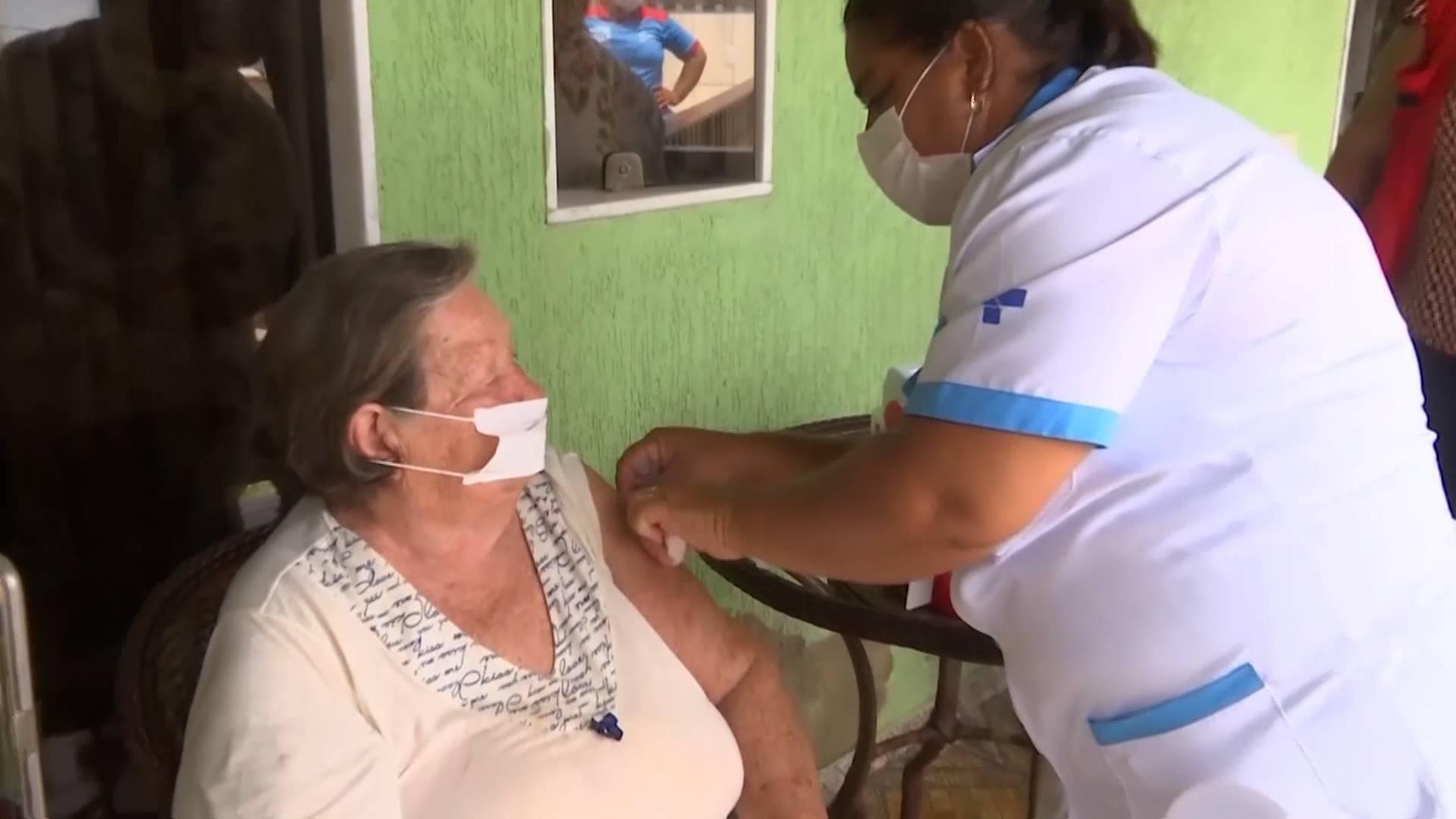 """全球战""""疫""""丨巴西里约州准备第二阶段大规模接种新冠肺炎疫苗 中国科兴疫苗占八成"""