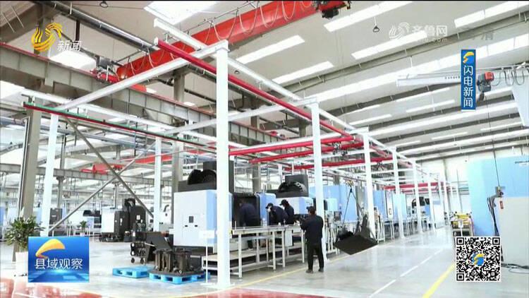 潍坊奎文:强化动能支撑 助力高质量发展