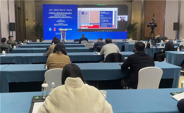 青岛与俄罗斯彼尔姆边疆区举行经贸合作对话会