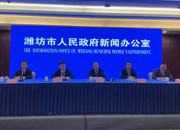 潍坊:万名干部搭桥梁 助推企业高质量发展