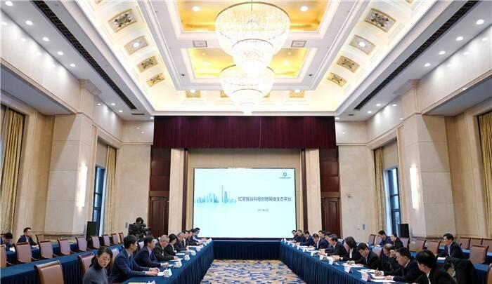 淄博市与启迪集群创新研究院举行座谈会