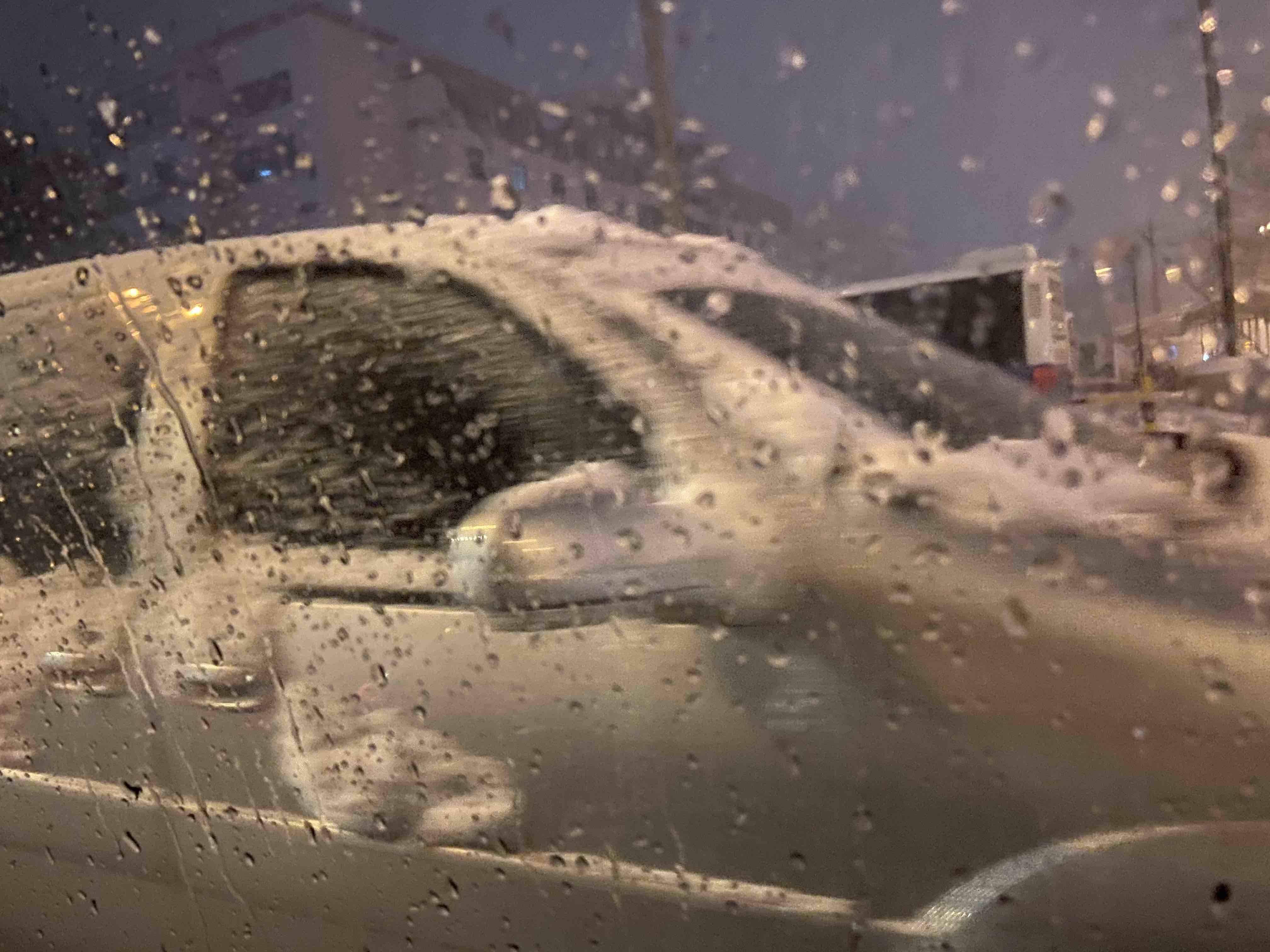 受雨雪天氣影響,威海公交2條線路調整4條線路停運