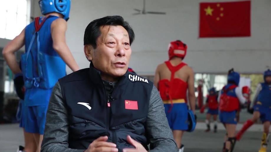 蹲点看履职 全国政协委员樊庆斌:19年坚持为武术申奥