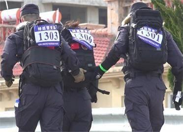 55秒丨聚警心、鑄警魂!威海市公安機關2021年度全警實戰大練兵啟動