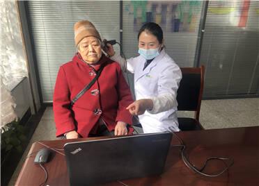潍坊奎文:爱耳义诊进社区 志愿服务暖人心