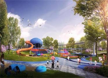 威海這兩座公園今年開放!效果圖搶先看