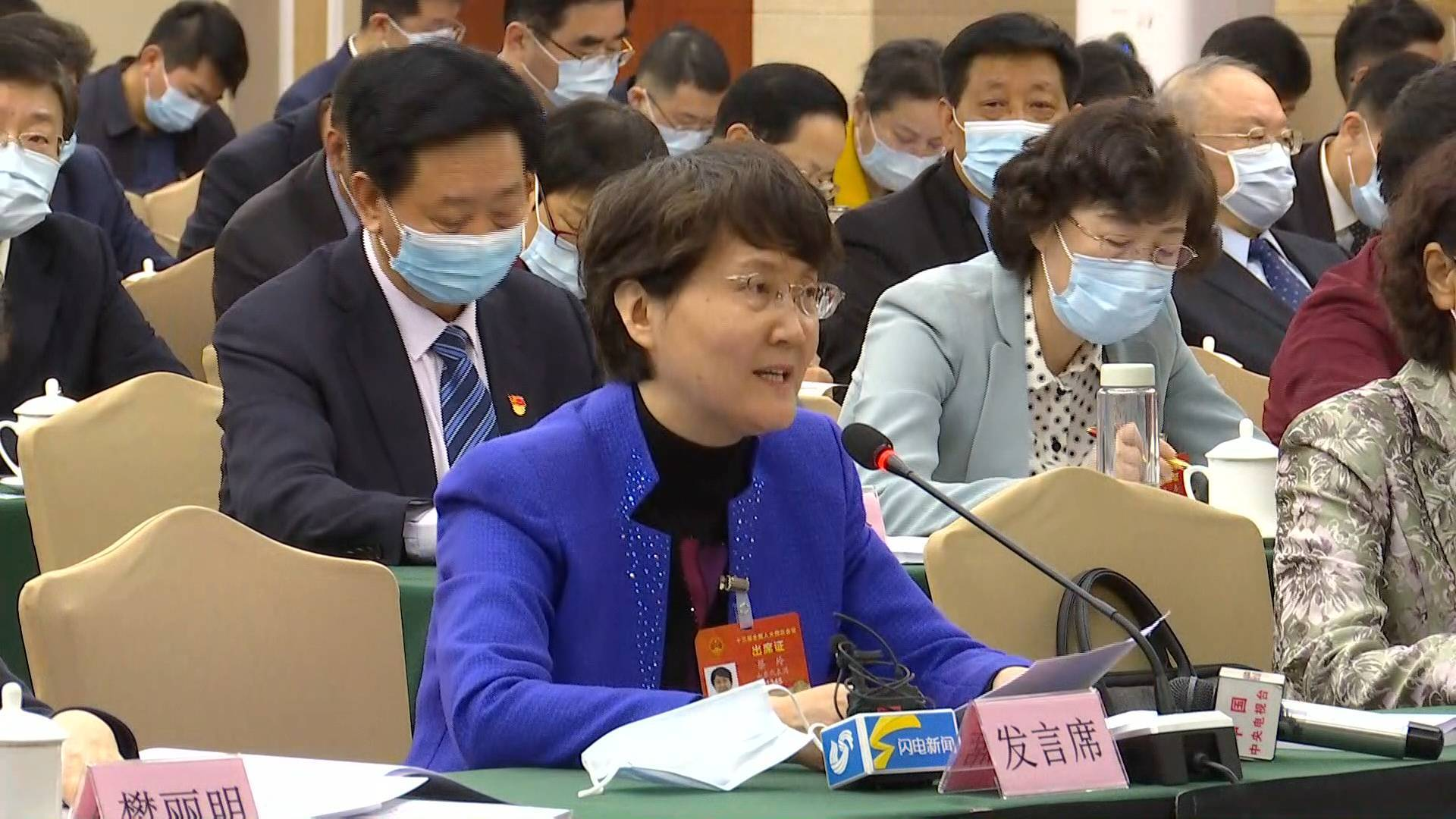 全国人大代表蔡玲:山东要抢抓中日韩自贸区发展机遇 争当领头雁 排头兵