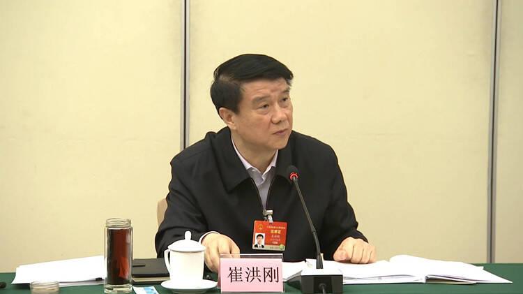 """全国人大代表崔洪刚:建议将东平湖的系统治理列入""""十四五""""规划"""