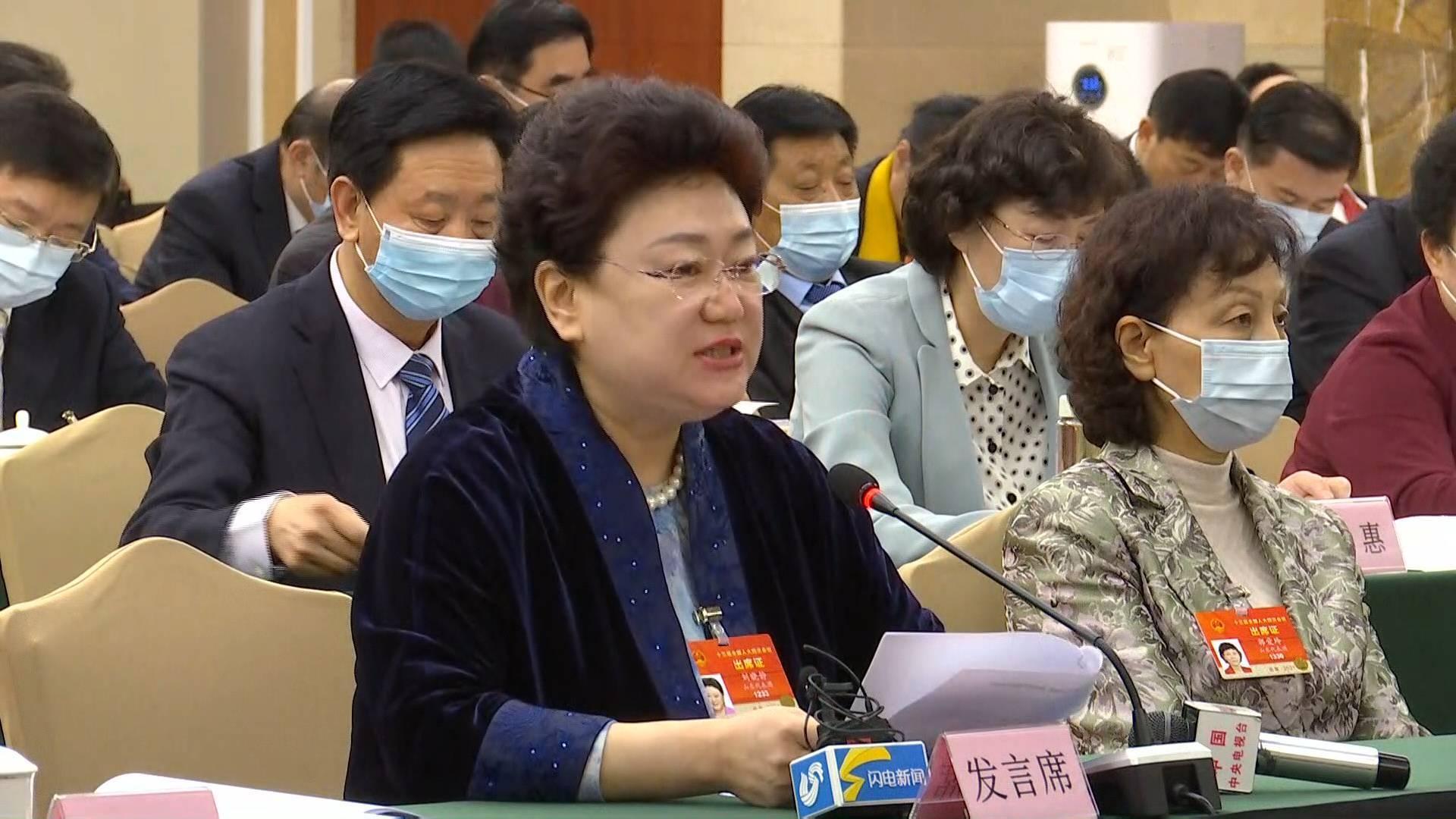 全国人大代表刘晓静:创新驱动本质是人才驱动 人口红利应该把创造性人口加权计算