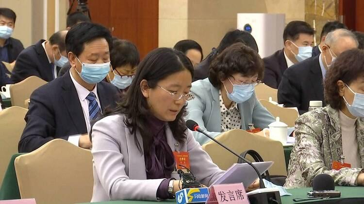 全国人大代表李燕:将山东打造成科技创新策源地 争取更多项目落地