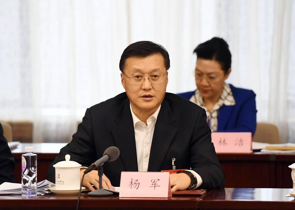 住鲁全国政协委员杨军:建议支持青岛建设国际化创新型城市