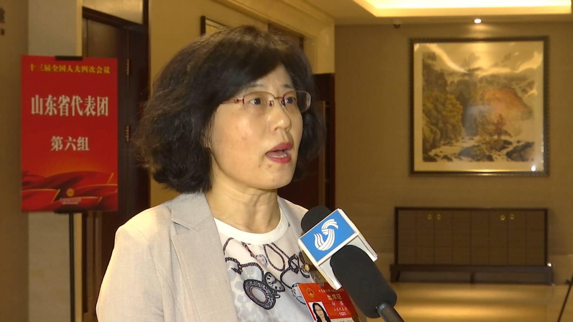 全国人大代表印萍:建议将海洋技术上升为一级学科 培养更多海洋技术人才