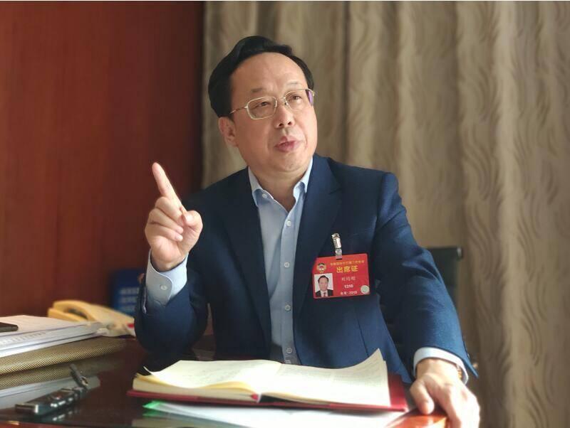 云问两会|全国政协委员刘均刚:把有志于乡村建设的青年才俊吸引到乡村