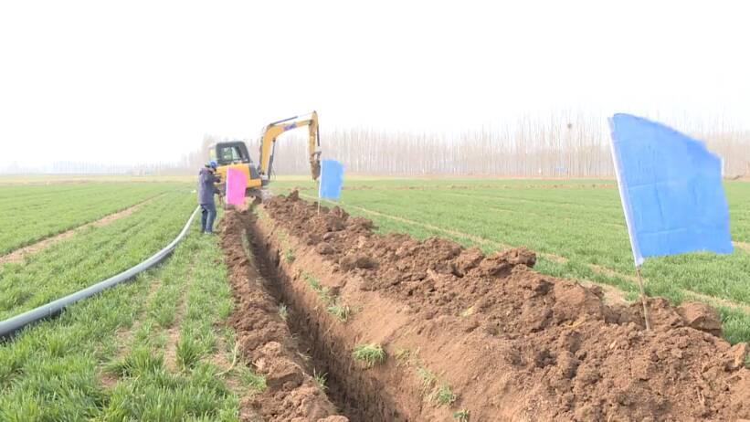 56秒|筑牢农民增收基石!济南长清加快推进1.5万亩高标准农田建设