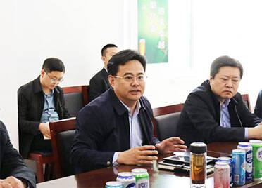平原县委副书记、代县长王玉东实地调研重点企业、重点项目及安全生产工作