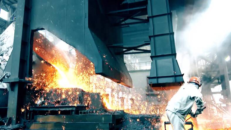 168秒丨济南市钢城区:强企业兴产业 为高质量发展强筋健骨