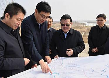 德州市长杨洪涛到齐河县开展河长制林长制巡河巡林工作:抓好节水工程建设 努力打造现代化灌区