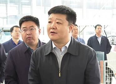 宁津县委副书记、代县长王成专题调研安全生产及新型工业化强县工作