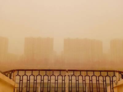 海丽气象吧|京津冀遭遇沙尘天气 山东10市今日迎小雨