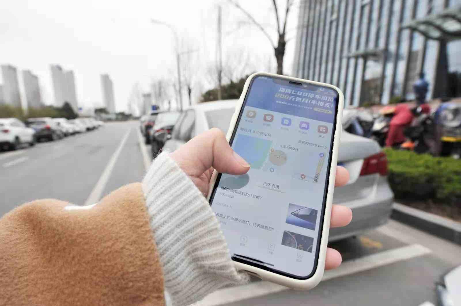 保障停车有序 淄博中心城区道路重新施划停车位
