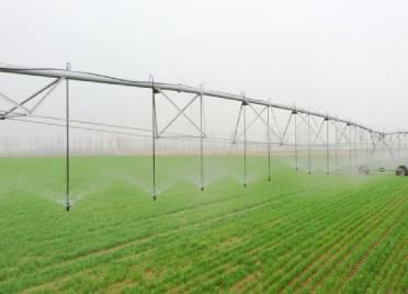 """61秒丨一人7天""""玩转""""500亩小麦浇灌 德州武城发展高效节水农业"""