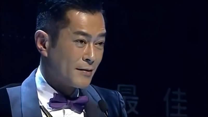 51秒|古天乐担任香港电影工作者总会会长