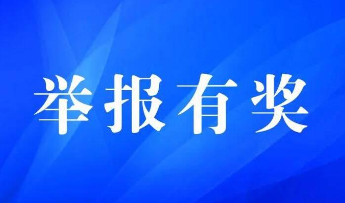 聊城高唐:举报这十类违法犯罪行为将予以奖励