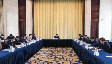 淄博市委理论学习中心组开展集体学习