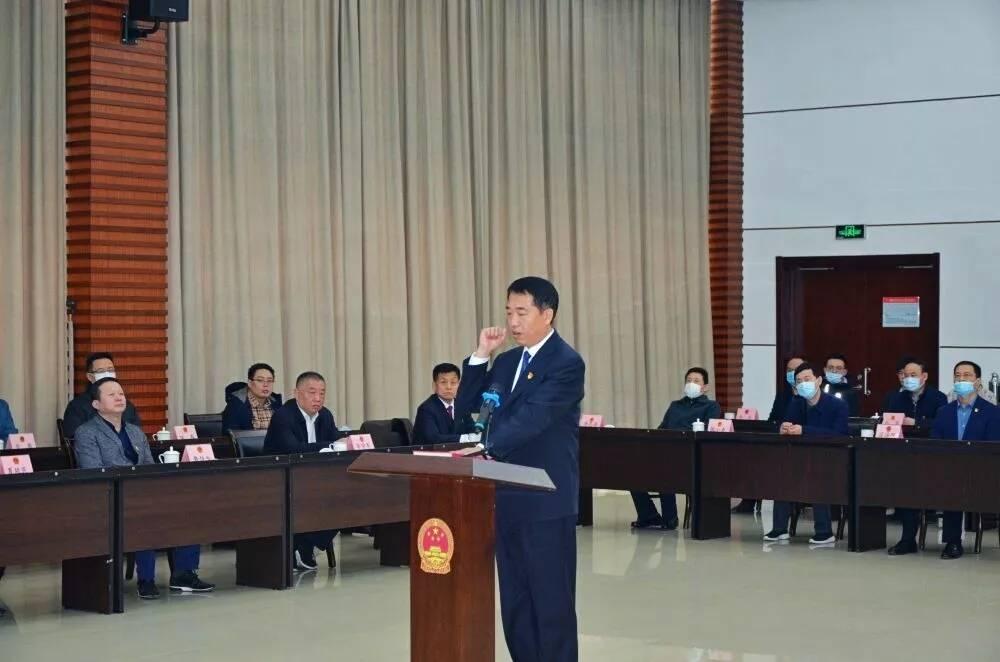 田永全任潍坊市潍城区人民政府代理区长