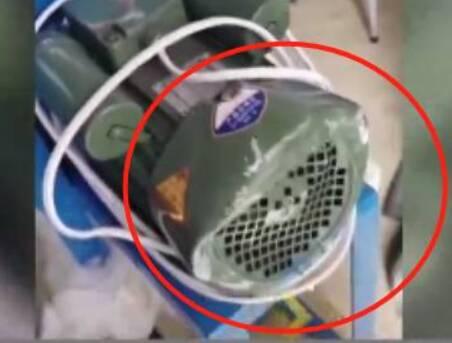 保价6000元托运充棉机受损变形买家拒收 德邦快递:只能赔偿300元