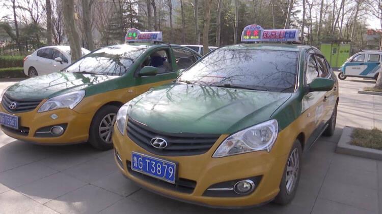 58秒 潍坊2221辆出租车更换智能服务终端 市民出行更方便
