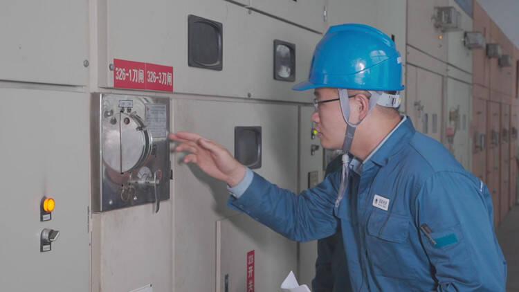 40秒|国网临朐县供电公司对49家大客户企业开展安全用电隐患排查