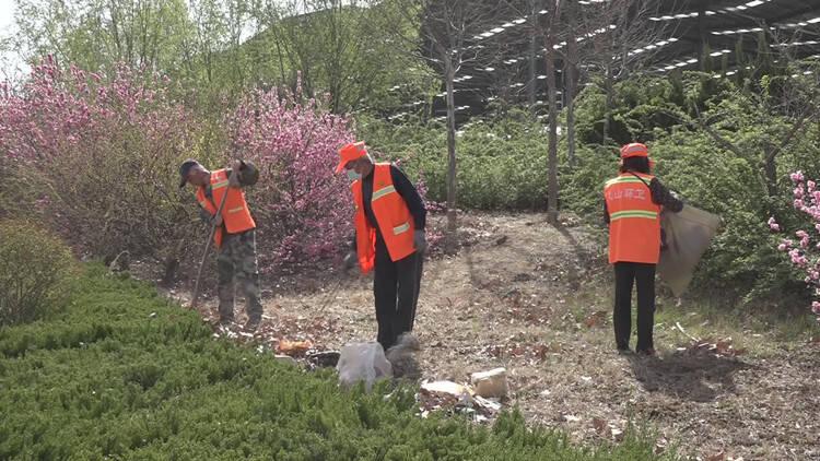 64秒 推进秀美城市建设 潍坊临朐县对市政领域开展大排查大整治