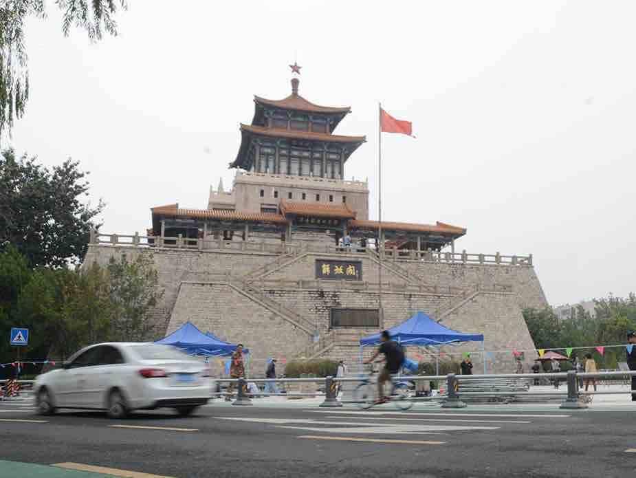 济南解放阁开始预约参观 每周二至周日开放