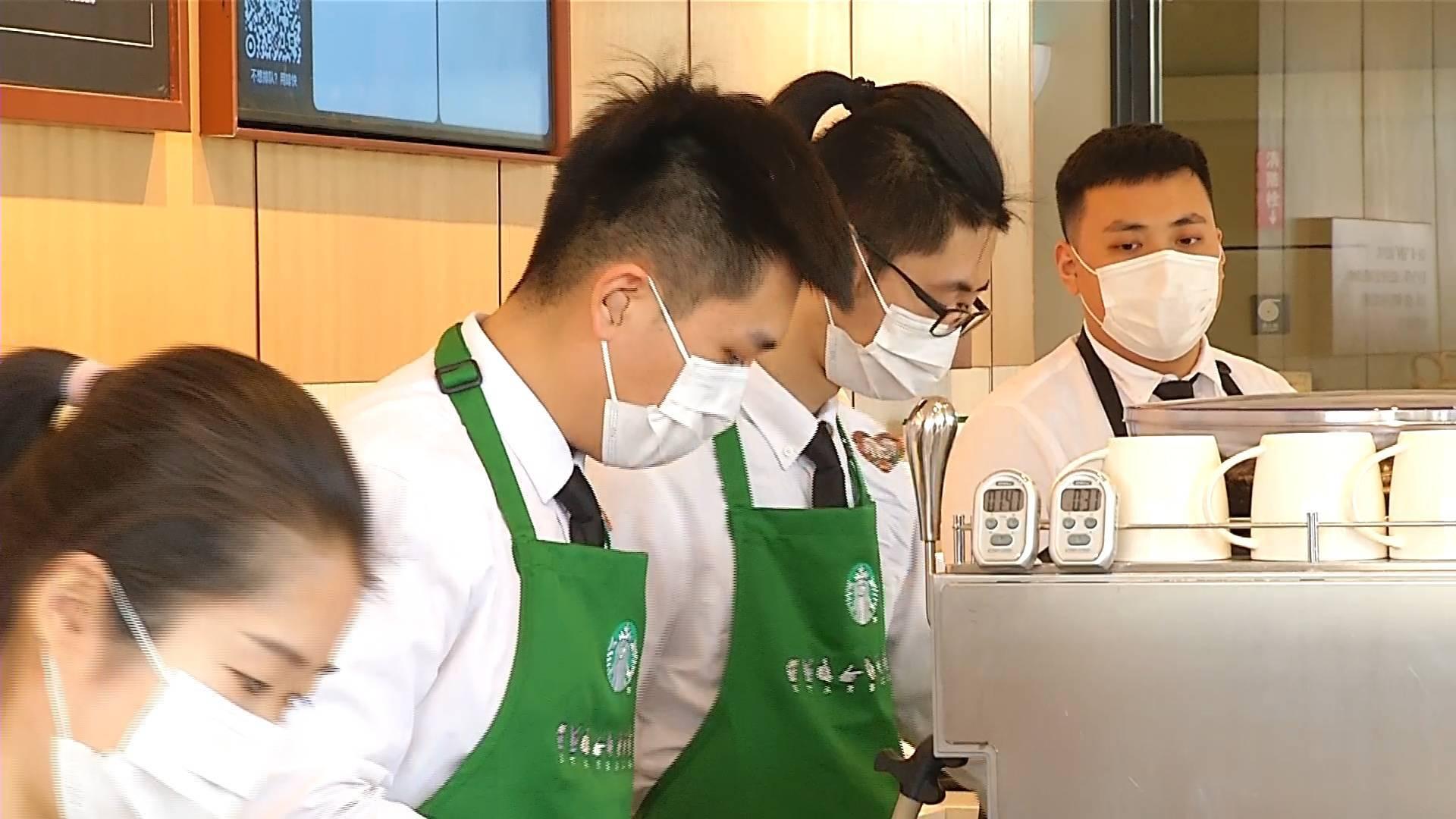 66秒丨把爱和温暖带给顾客 青岛首家手语咖啡厅上线