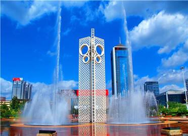2020年潍坊市地区生产总值完成5872.2亿 今年力争增长8%左右