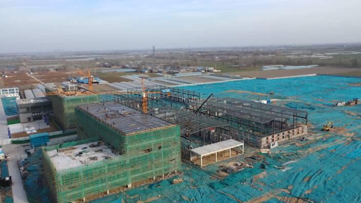 32秒|总投资129.6亿元!聊城东昌府区26个重点项目集中开工
