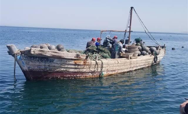 威海高新區:一漁船違規出海作業被罰