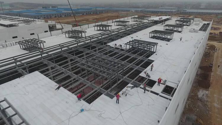 64秒|潍坊临朐全力推进大项目建设夯实高质量发展基础
