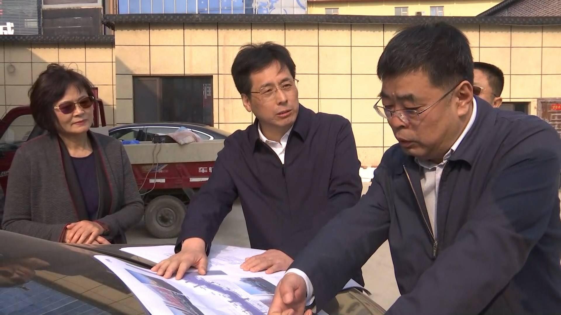 问政追踪  | 烟台芝罘区拖了10年没建好的地下人防工程将在今年年底完成主体工程