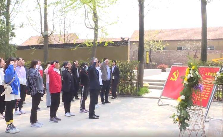 64秒|基層黨員騎行重走革命路 臨沂市臨沭縣開展黨史學習教育