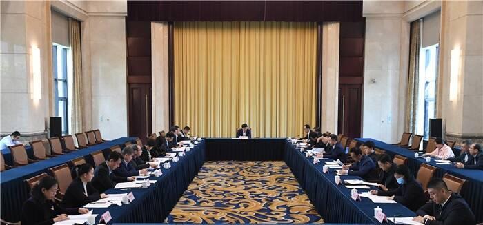 淄博市委外事工作委员会召开第三次全体会议
