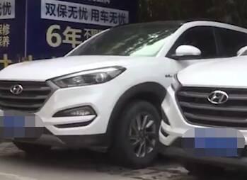 """临沂市民购买北京现代途胜档位""""失灵""""  4S店20天没修好?"""