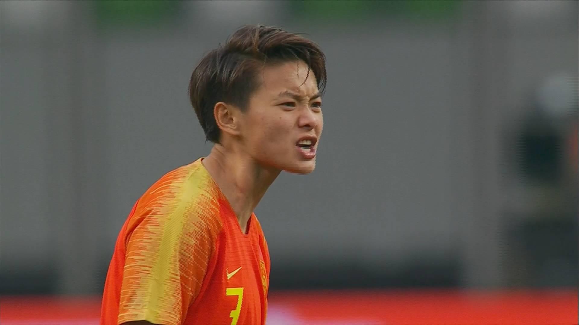103秒丨王霜加时赛绝杀韩国 中国女足逆转晋级进军东京奥运会