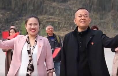 独唱、重唱、合唱……潍坊昌乐广大党员群众热情演唱《唱支山歌给党听》